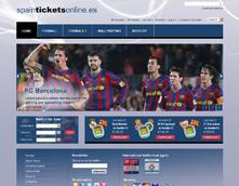 Spain Tickets Online